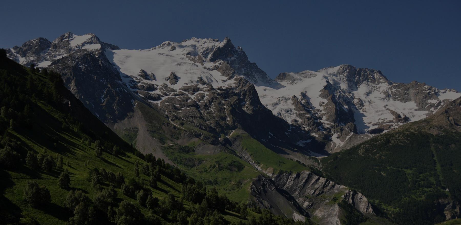 Randonnée d'altitude à Valmeinier
