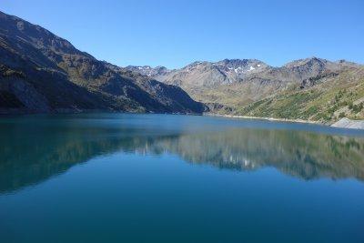 Les lacs de Valmeinier et les gorges de la Neuvache